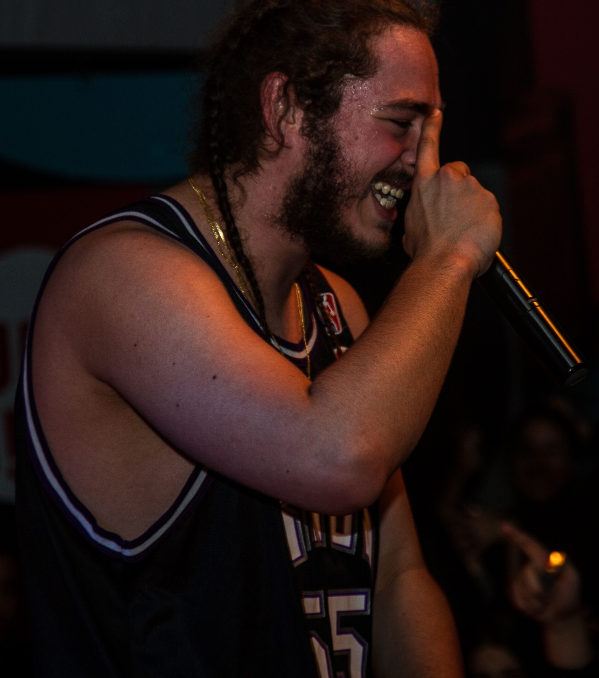 Post Malone – White Iverson with LYRICS!