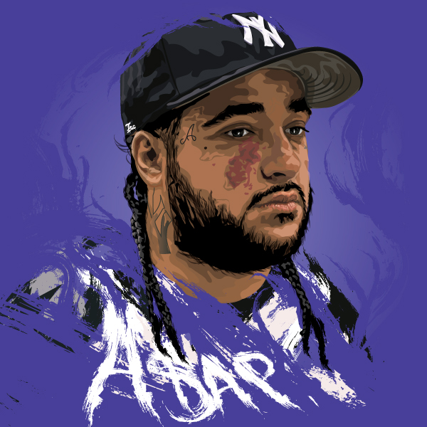 A$AP Yams – Thugged Out / Yamsday 1.18.2016